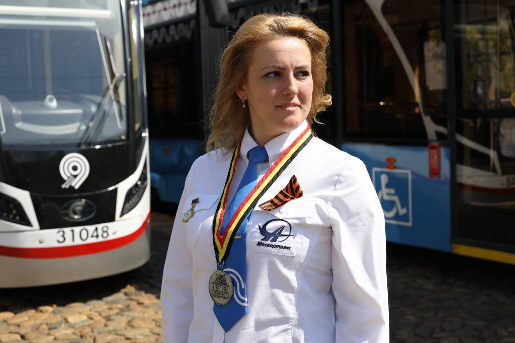 Москва получит 110 трамваев нового поколения в 2021 году