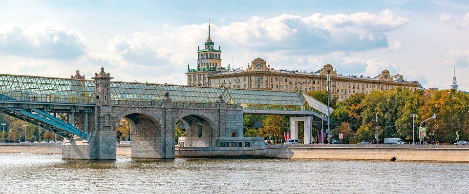 Мгновения истории: экскурсию по Парку Горького проведут для москвичей
