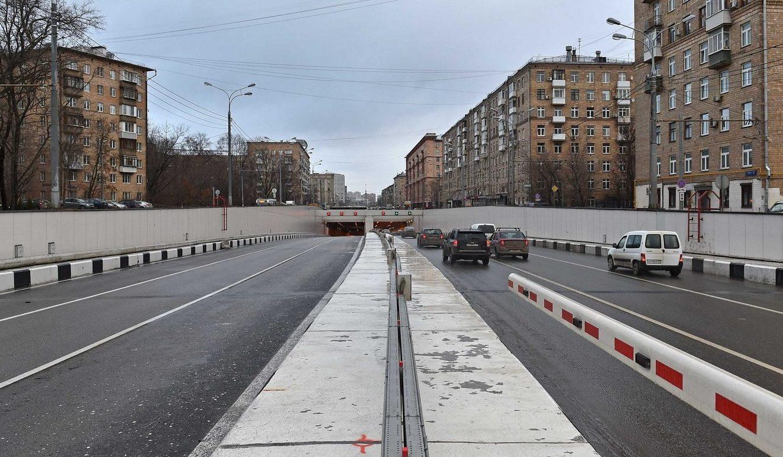 Дорожное полотно по двум улицам отремонтировали в районе Замоскворечье. Фото: сайт мэра Москвы