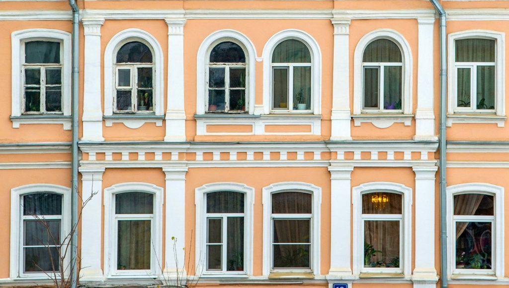 Жилой дом на Новослободской улице капитально отремонтируют
