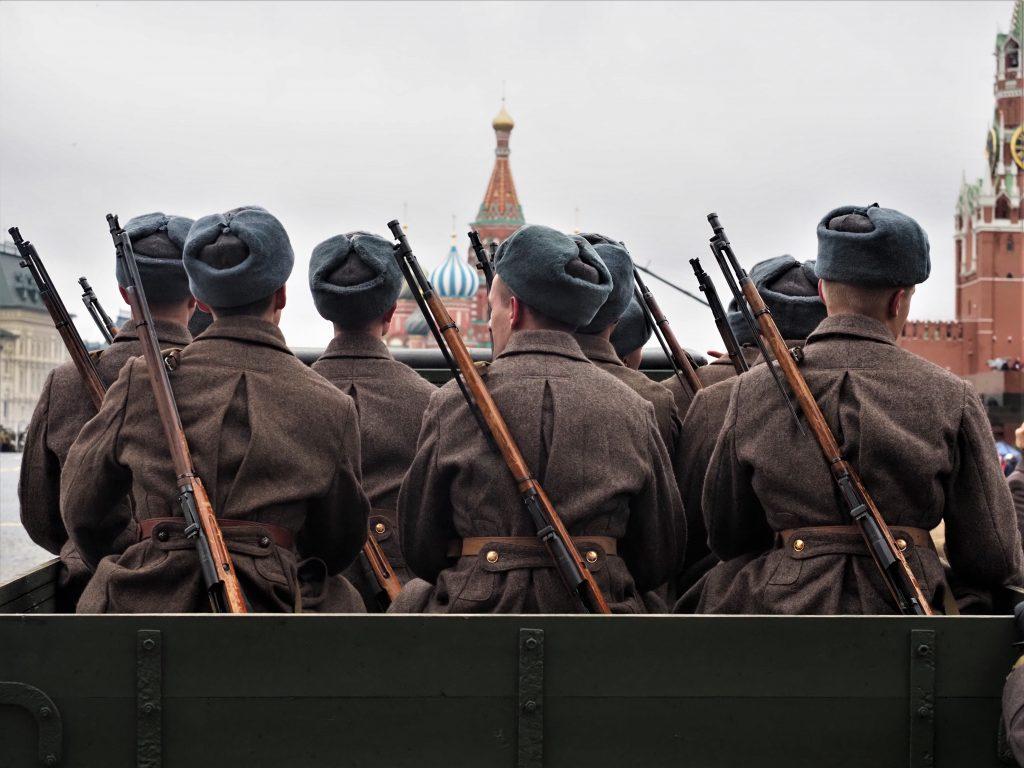 Москву 1941 года воссоздадут на Красной площади
