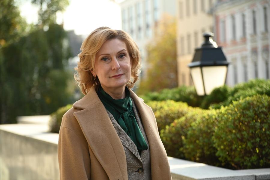 Председатель комитета Совета Федерации по социальной политике Инна Святенко