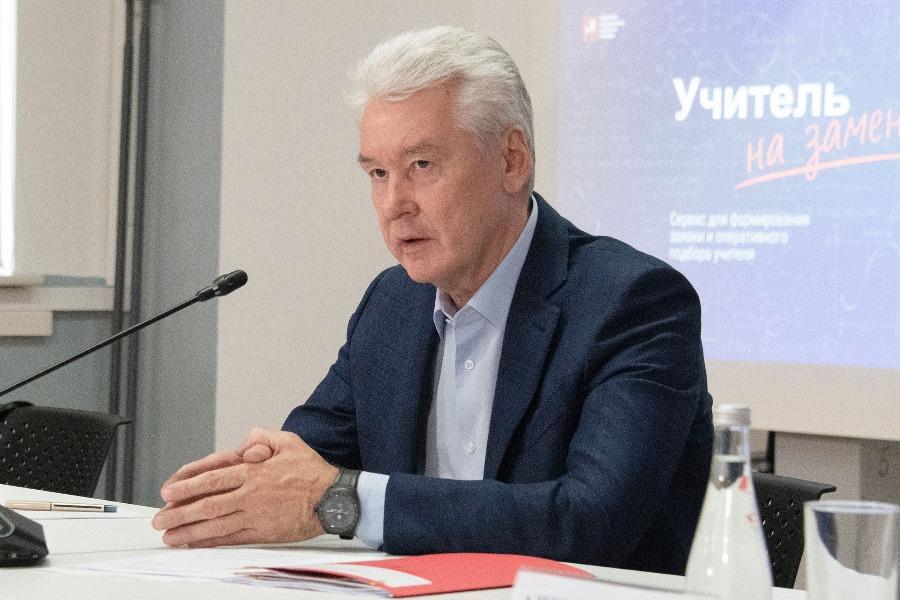 Собянин упразднил единый график работы нотариальных контор в Москве