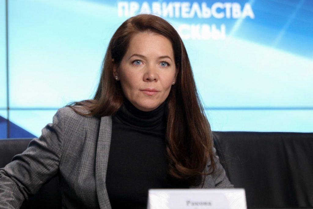 Заместитель мэра Москвы в Правительстве Москвы по вопросам социального развития Анастасия Ракова
