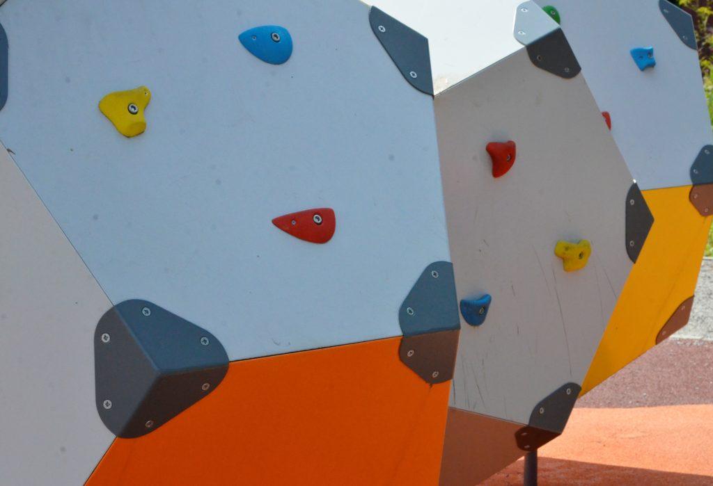 Детские площадки в шести дворах Пресненского района привели в порядок. Фото: Анна Быкова