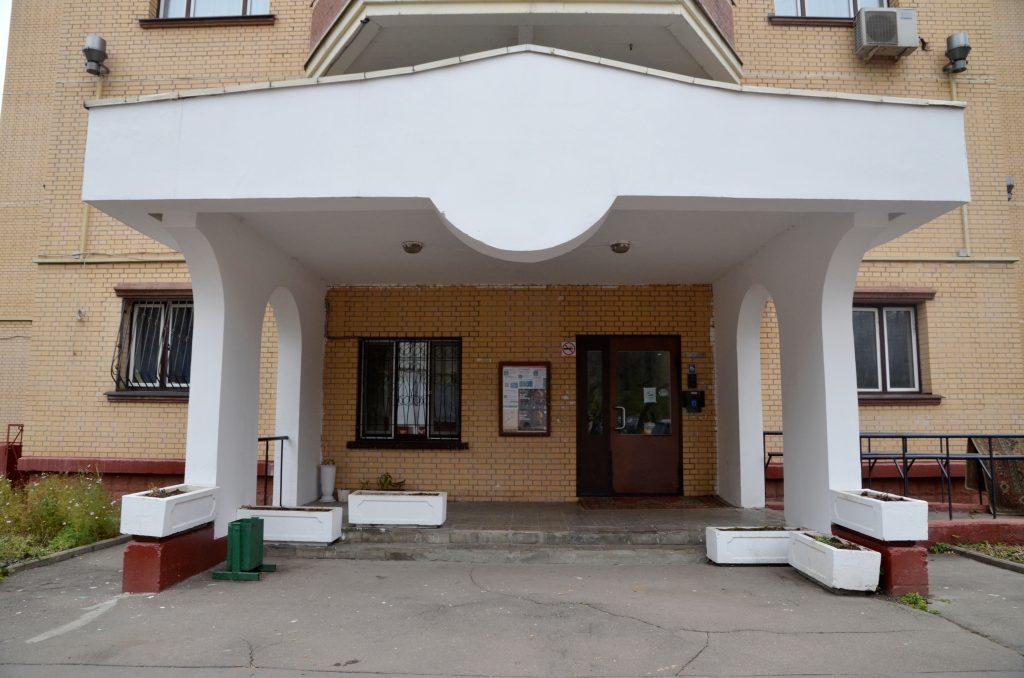 Места общего пользования жилых домов в районе Якиманка приведут в порядок