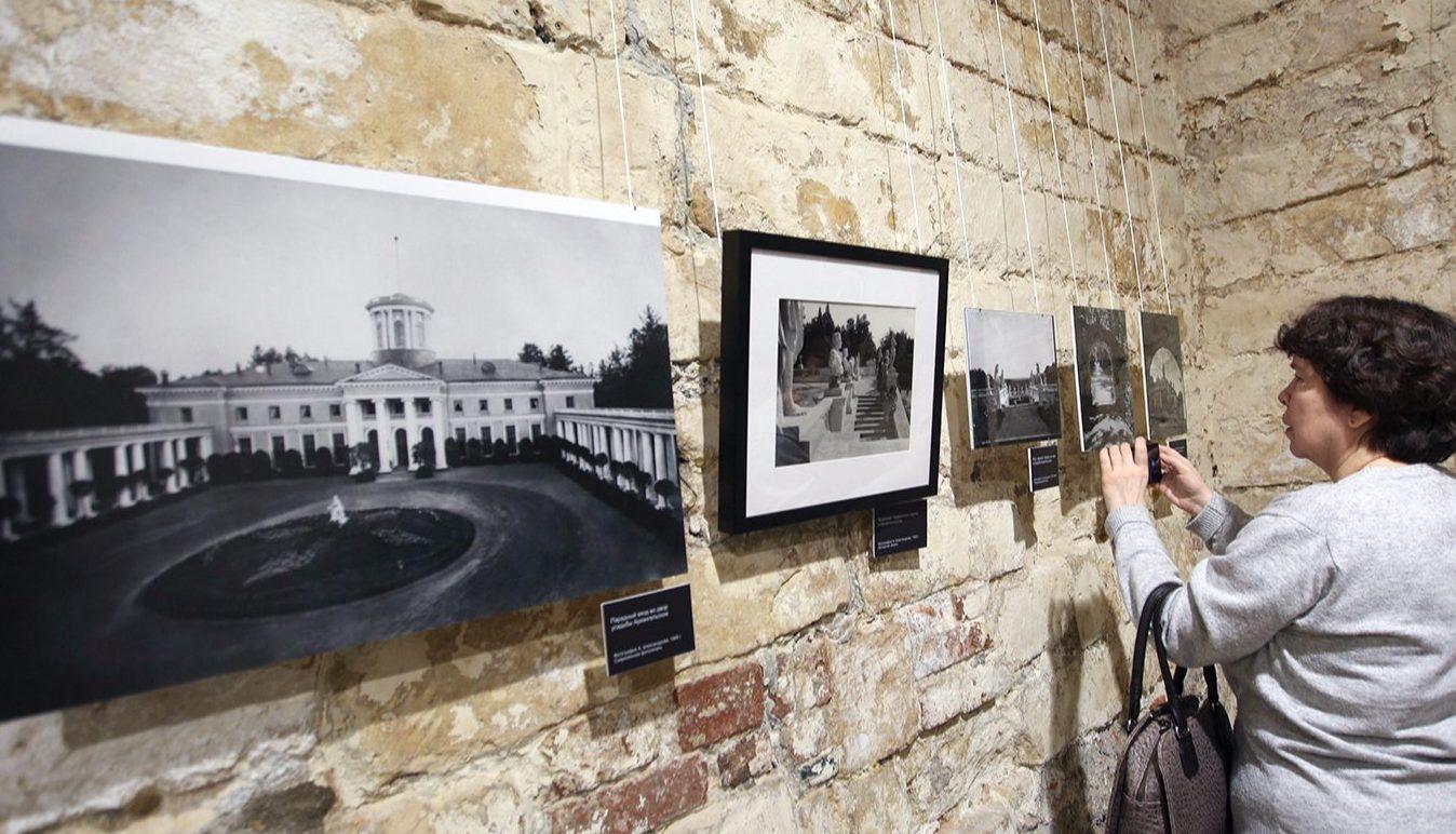 Отреставрированные росписи Троицкого собора презентуют в музее архитектуры имени Алексея Щусева. Фото: сайт мэра Москвы