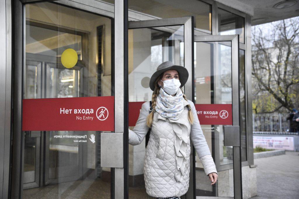 Более 20 нарушителей масочного режима выявили на ТПУ «Щелковский» 6 ноября. Фото: Пелагия Замятина, «Вечерняя Москва»