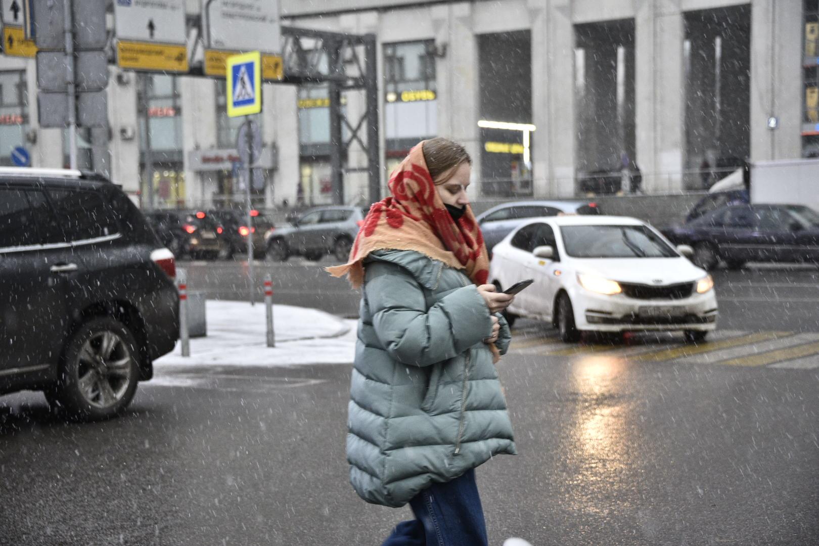 Будет облачно с прояснениями. Фото: Пелагия Замятина, «Вечерняя Москва»