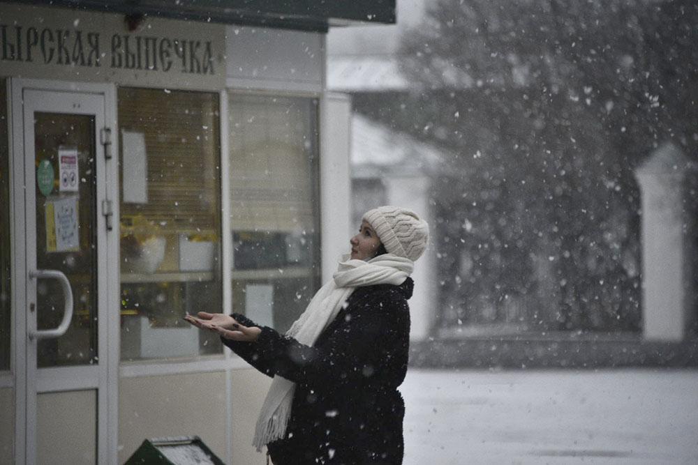 Синоптики сообщили об облачной погоде в Москве