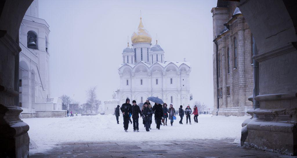 Новый онлайн-проект «Кремль — школе» запустили представители Музеев Московского Кремля