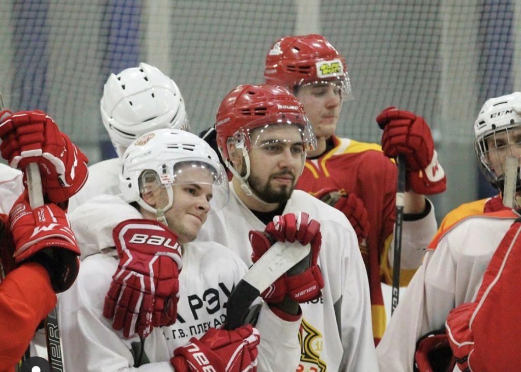 Хоккейная команда Плехановского университета отправится в Тамбов на второй тур лиги