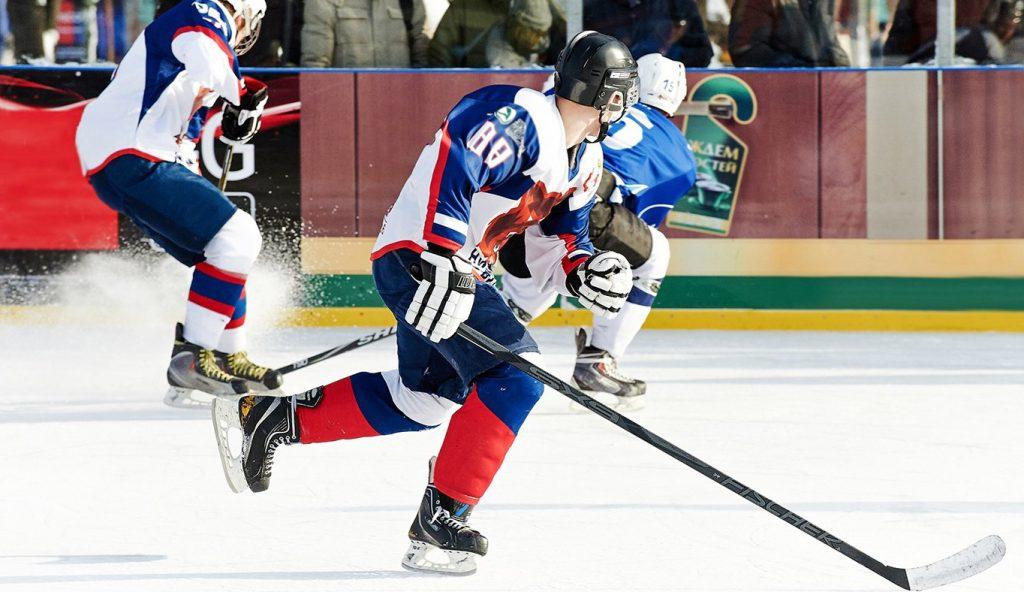 Хоккеисты «Плехановки» выиграли матч