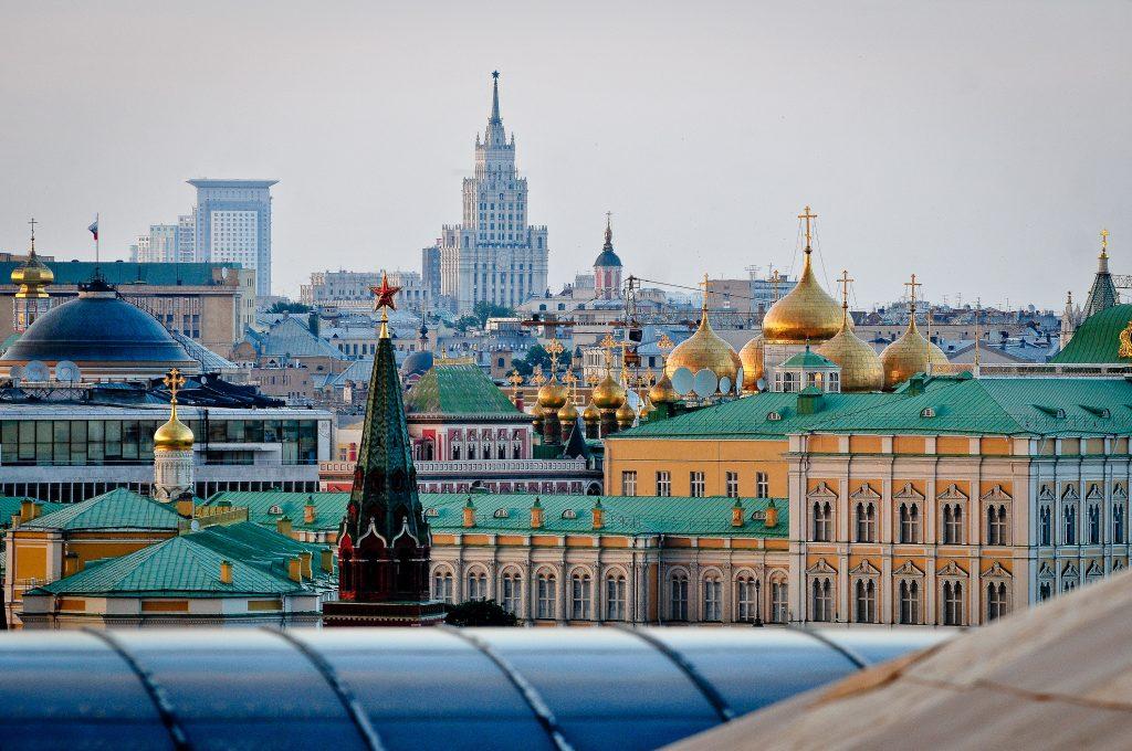 Москва стала лучшим туристическим городом Европы