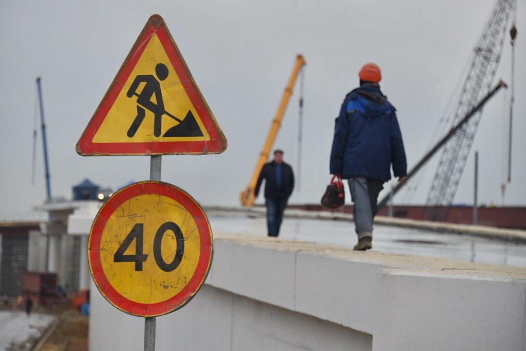 Развязку МКАД и Алтуфьевского шоссе обновят в 2023 году