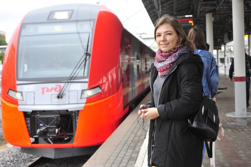 Роспотребнадзор не нашел коронавирус в поездах МЦК