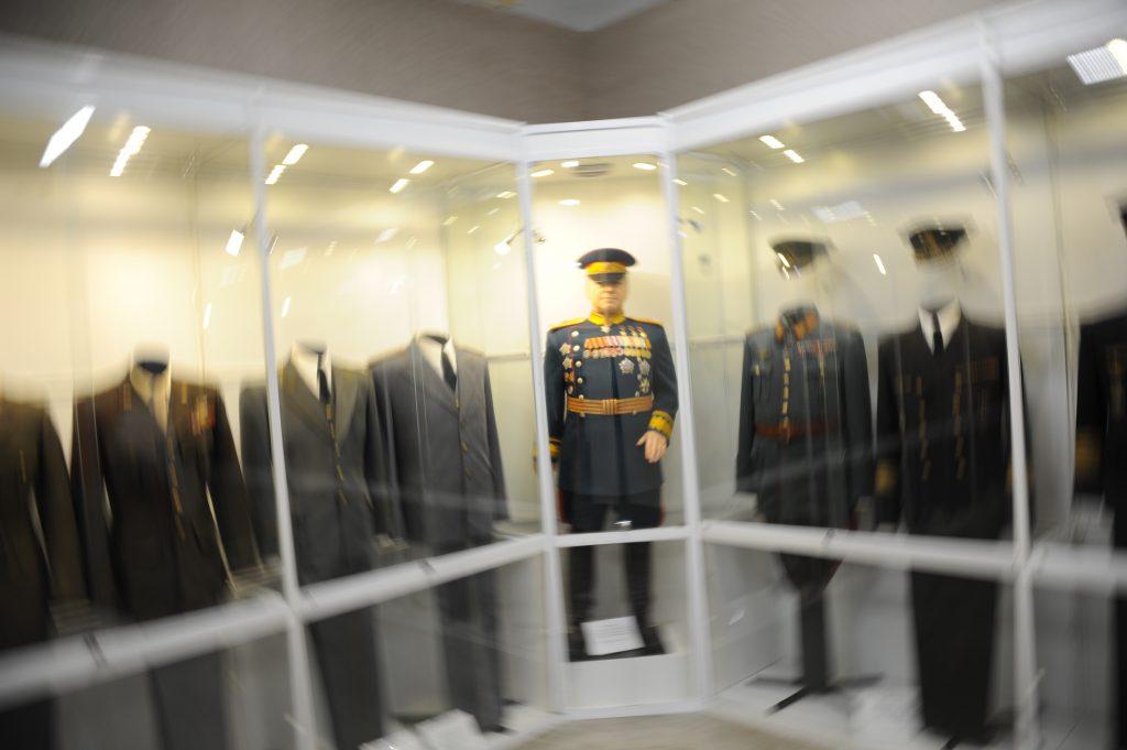 Проект к 290-летию Александра Суворова представят в Музее военной формы. Фото: Светлана Колоскова, «Вечерняя Москва»