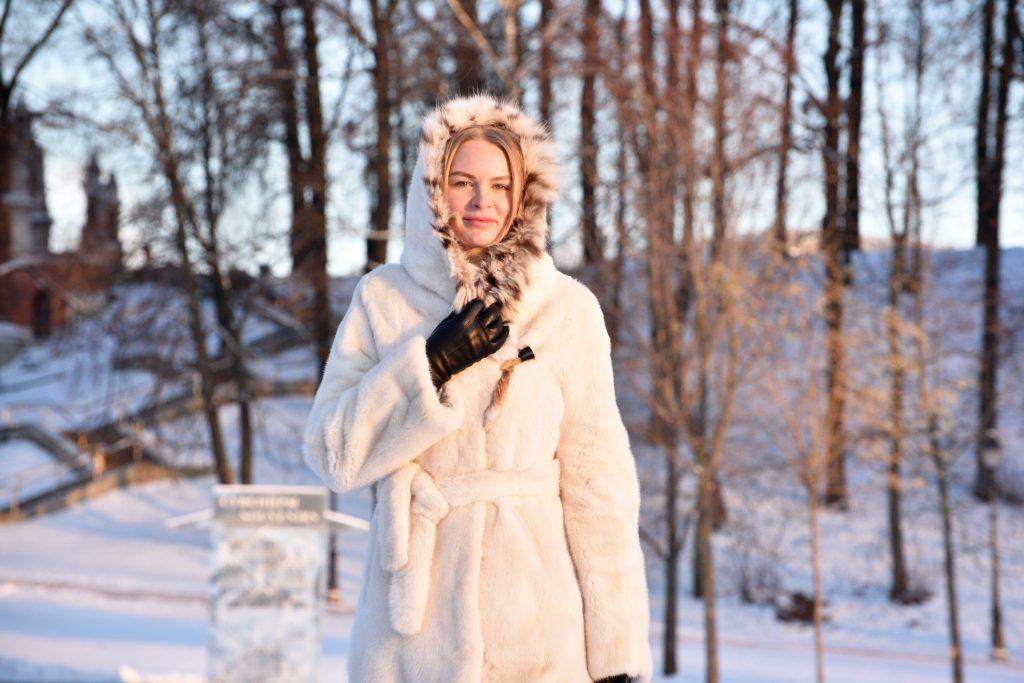 Москву ждут снежные выходные