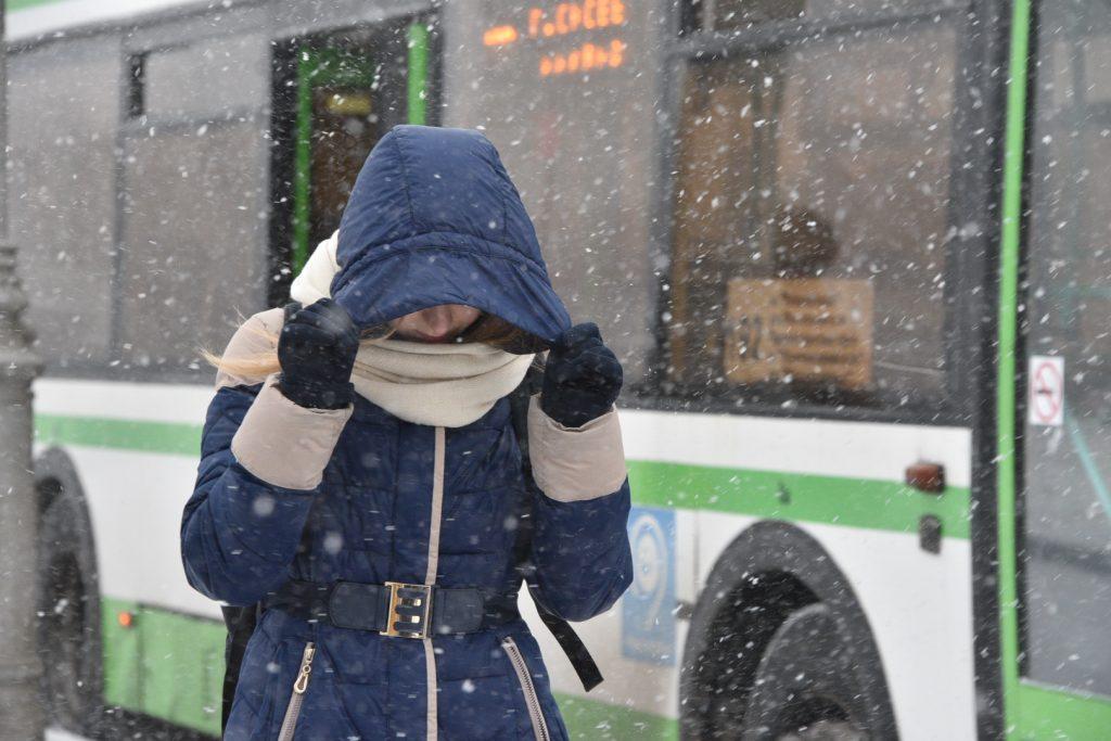 МЧС напугало москвичей «зимней бурей» в пятницу