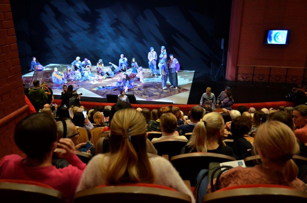 Детский музыкальный театр юного актера отремонтировали