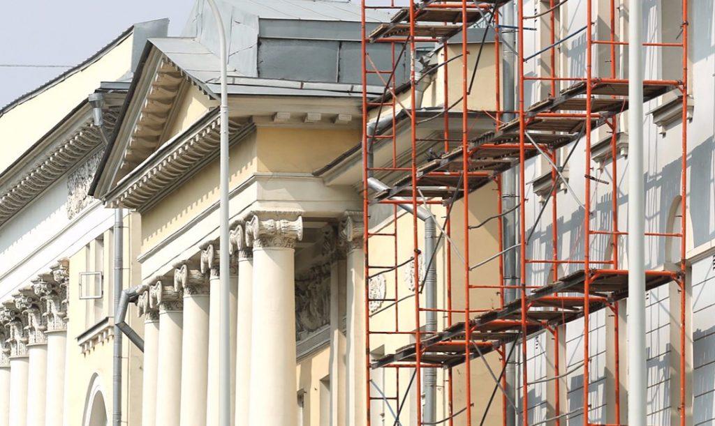 Жилой дом начала ХХ века на улице Покровка отремонтируют. Фото: сайт мэра Москвы