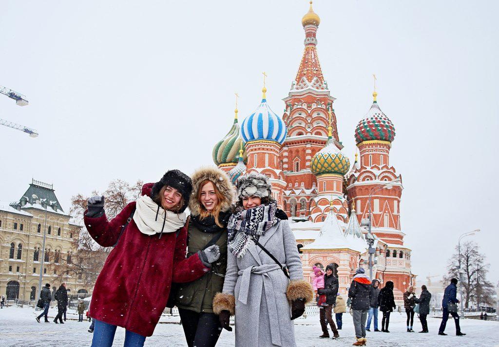 Московские выходные принесут мороз