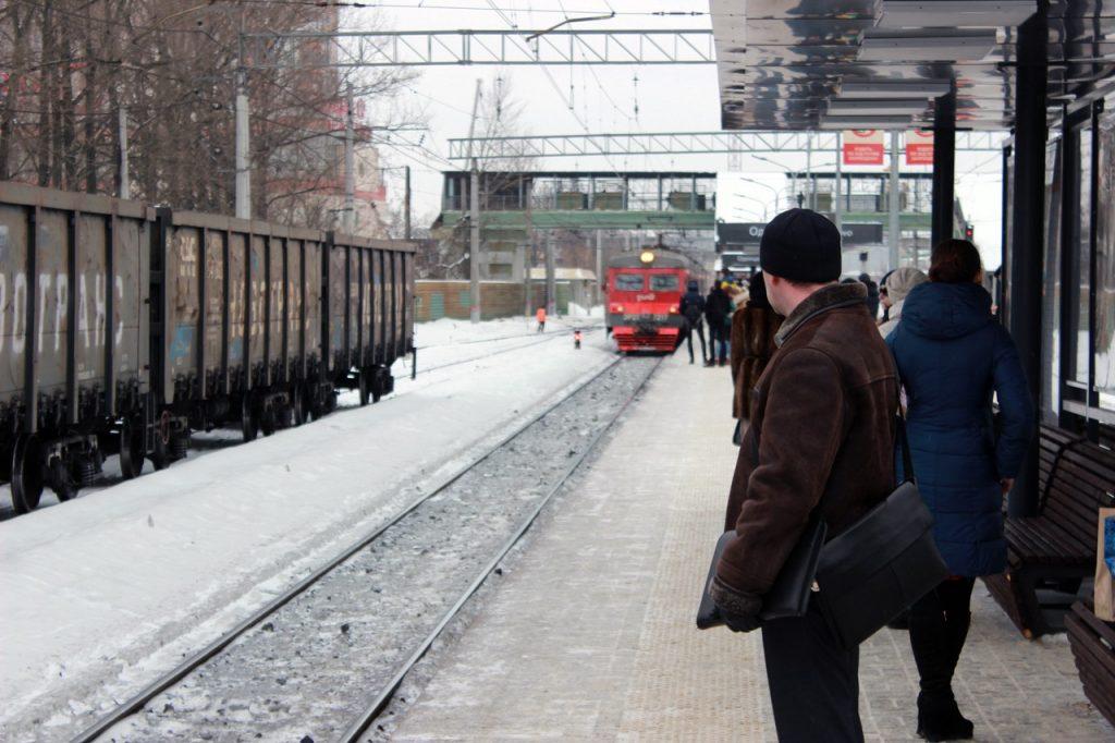 Пригородные поезда перейдут на новый график движения