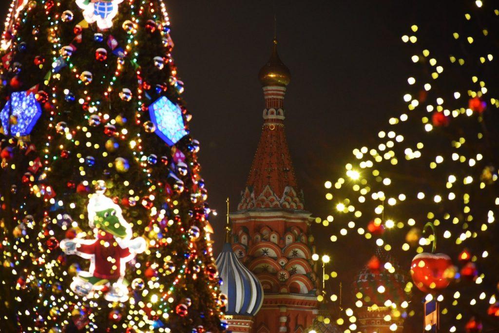 Красную площадь закроют для москвичей перед Новым годом