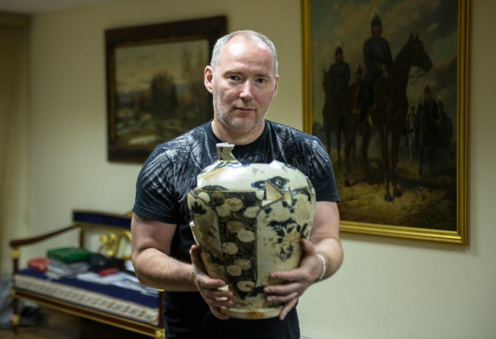 Археологи Москвы сделали более 15 тысяч находок за год