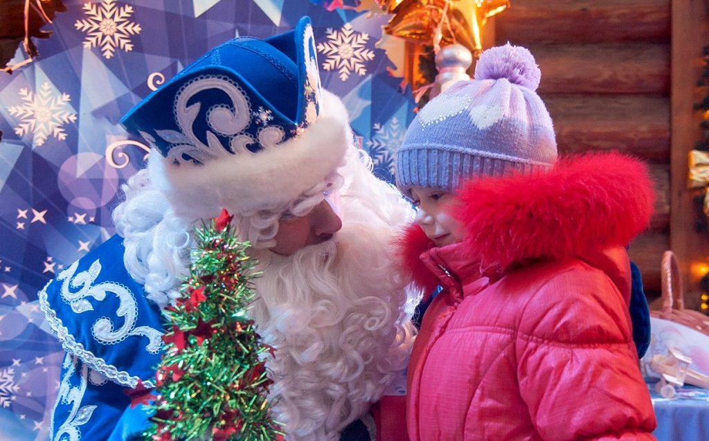 Более 11 тысяч детей и взрослых отправили свои желания в Московскую усадьбу Деда Мороза