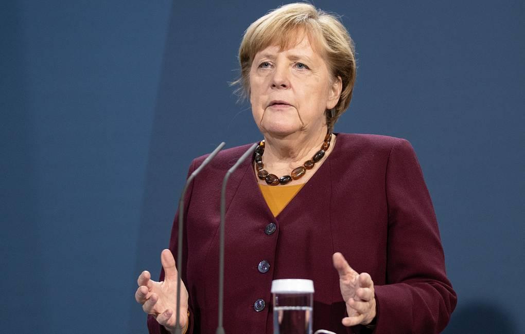 Канцлер Германии заявила о начале третьей волны пандемии COVID-19 в стране
