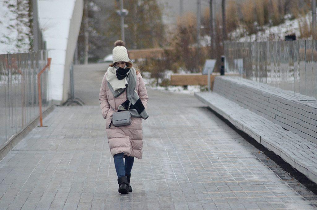 Москвичам рассказали о похолодании на выходных