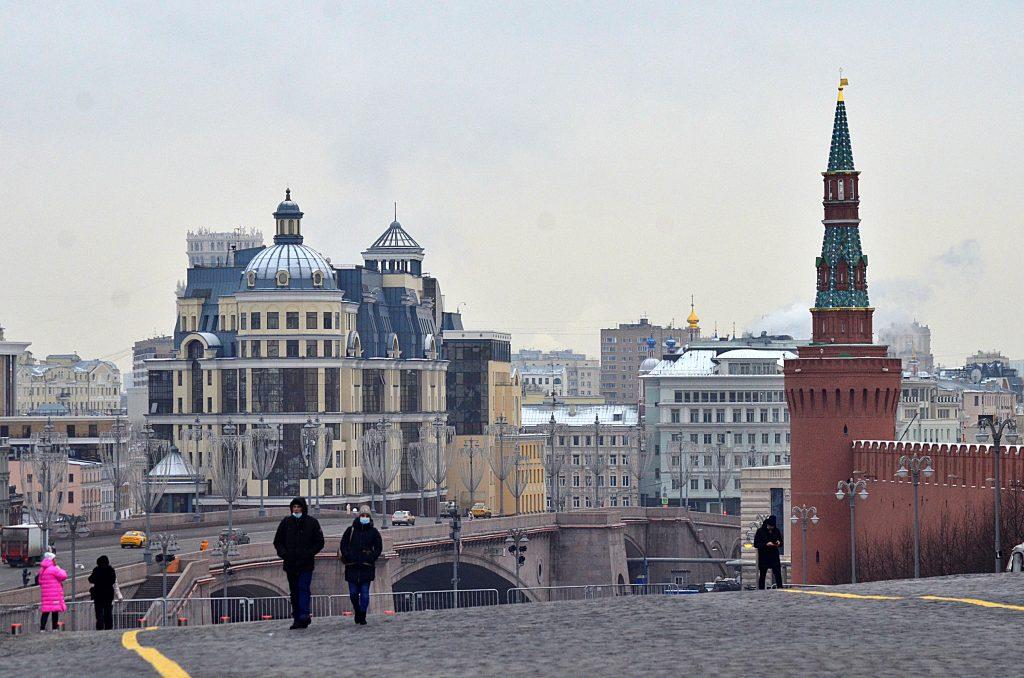 На Красную площадь закроют доступ в новогоднюю ночь