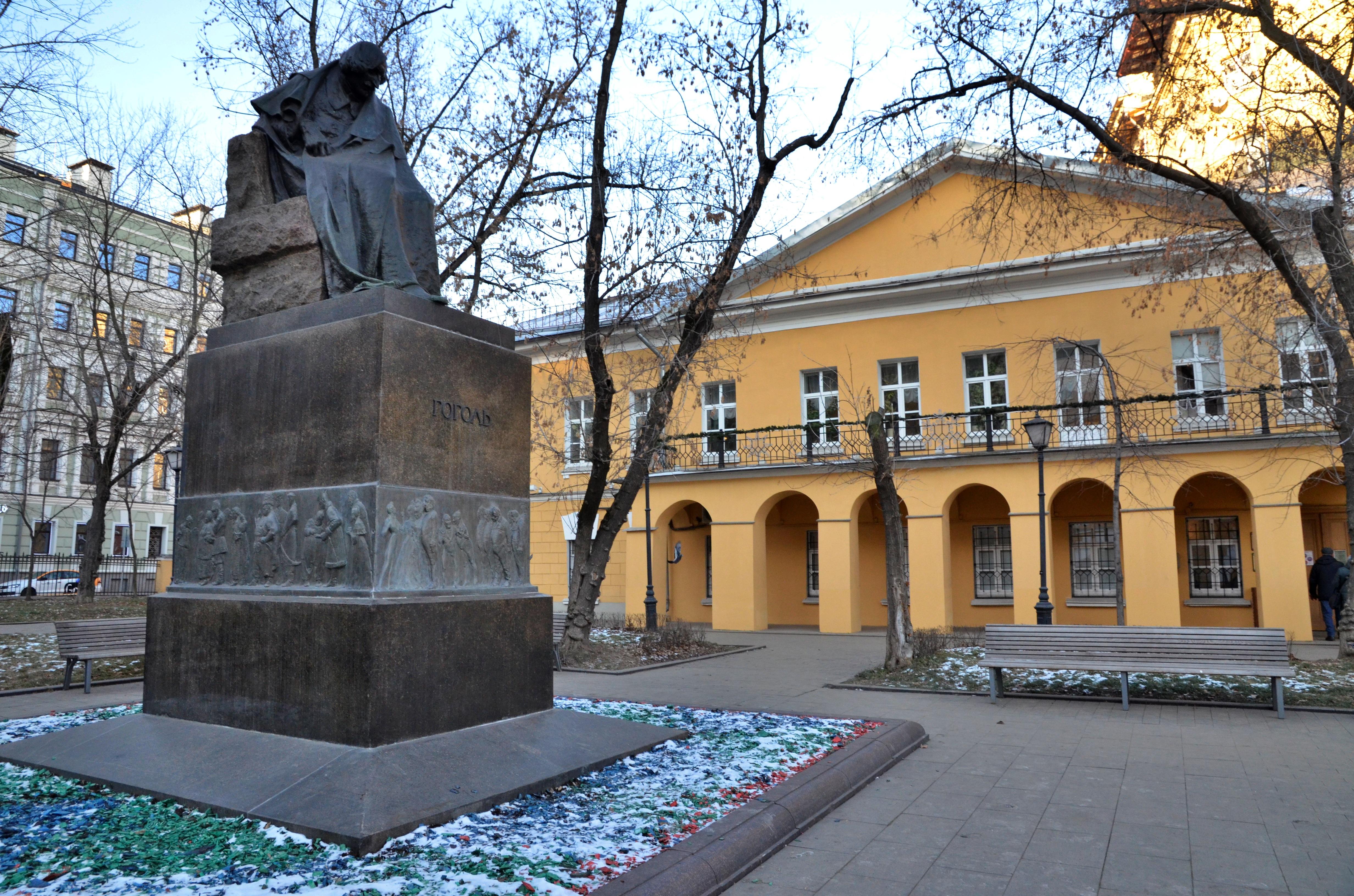 Цикл виртуальных экскурсий «Пока Гоголя нет дома» представят в ЦАО. Фото: Анна Быкова