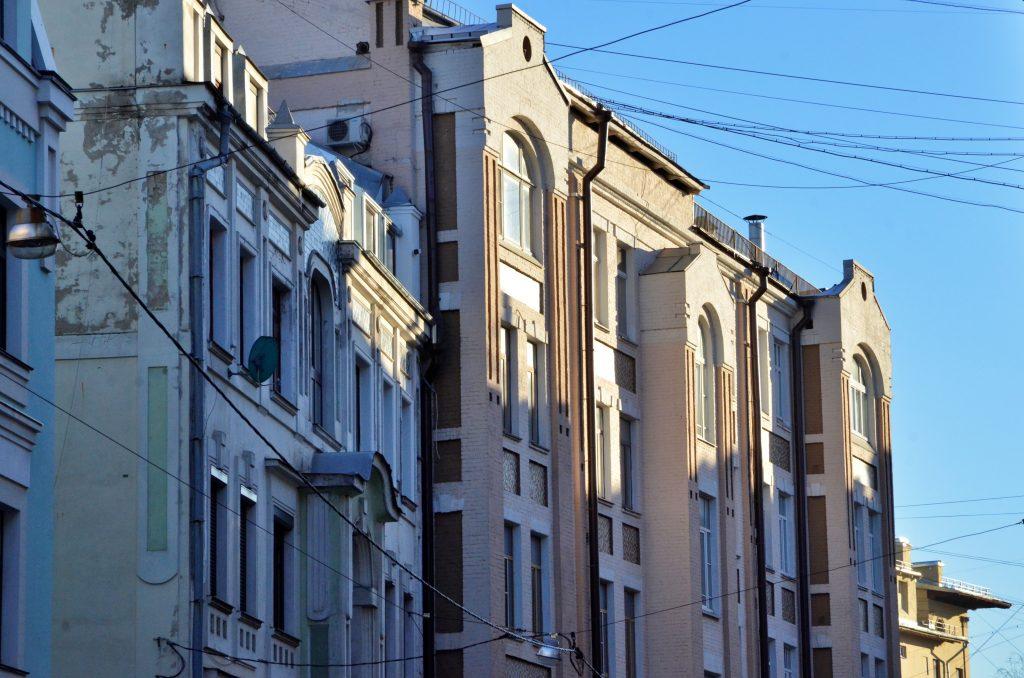 Жилые дома проинспектировалив районеЯкиманка