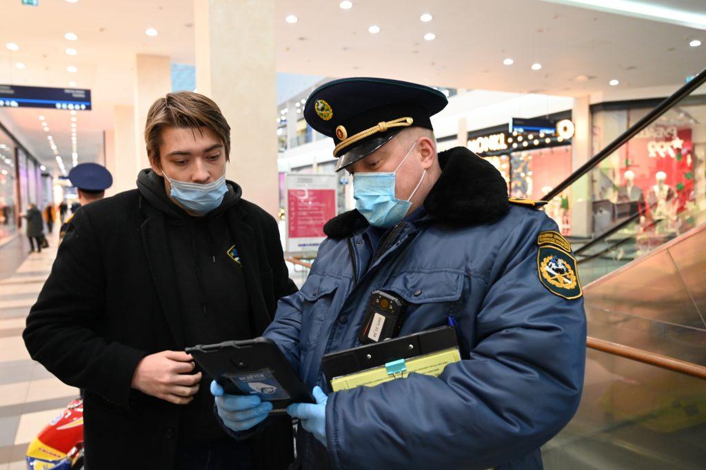 ТРЦ «Европейский» могут оштрафовать на 1 млн руб за нарушения антиковидных мер