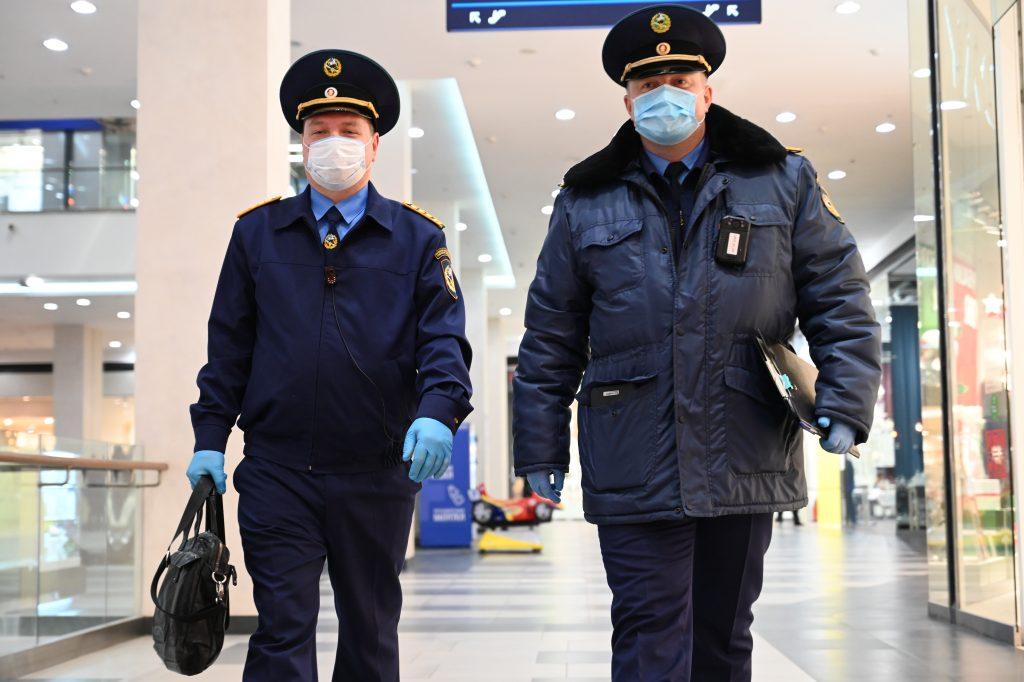 ТЦ «Охотный ряд» может быть оштрафован на миллион рублей за несоблюдение антиковидных мер
