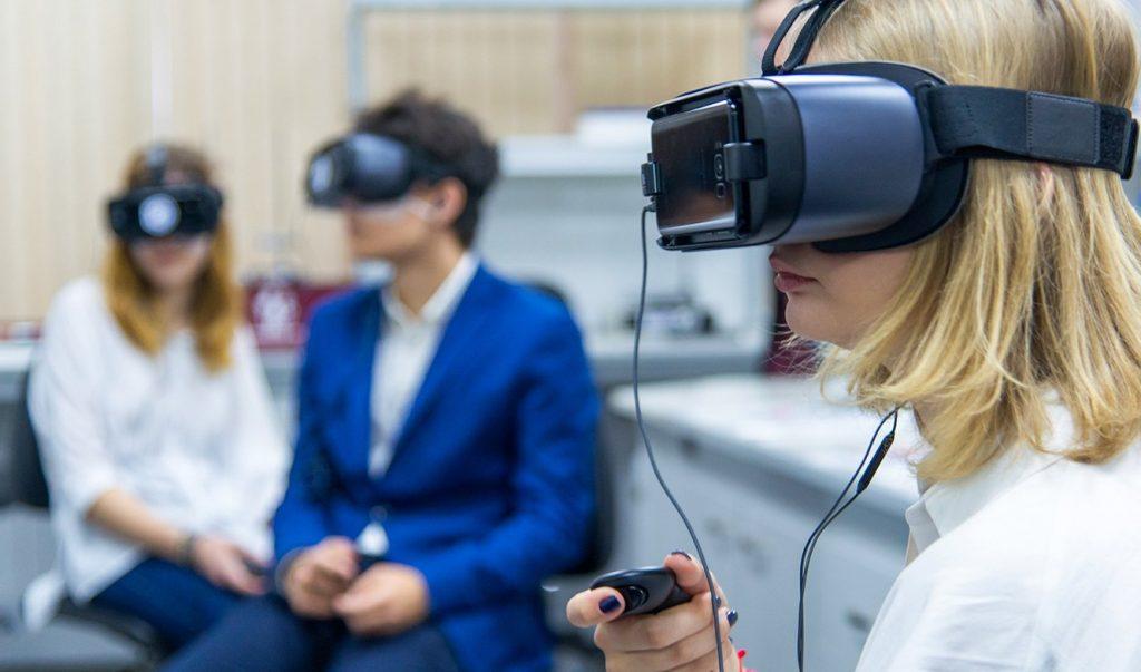 Лекции в режиме виртуальной реальности запустили для студентов Высшей школы экономики