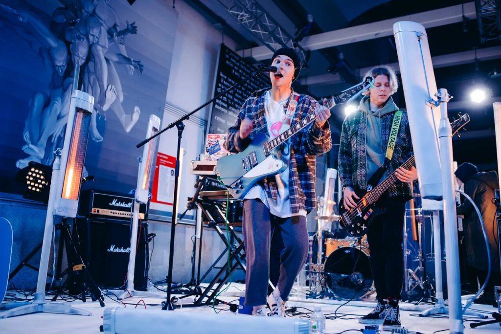 Музыка из Северного тоннеля: в парке «Зарядье» состоится зимняя сессия фестиваля «Заря Z»