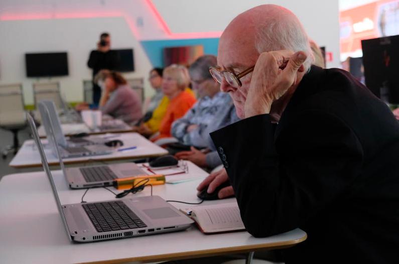Более 1,7 тысячи человек примут участие в онлайн-фестивале «Московское долголетие»