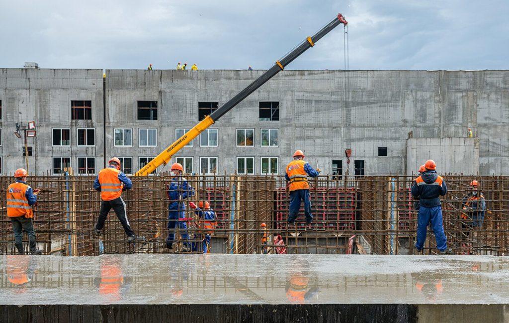 Площадь здания Православной Свято-Петровской школы увеличат при реконструкции