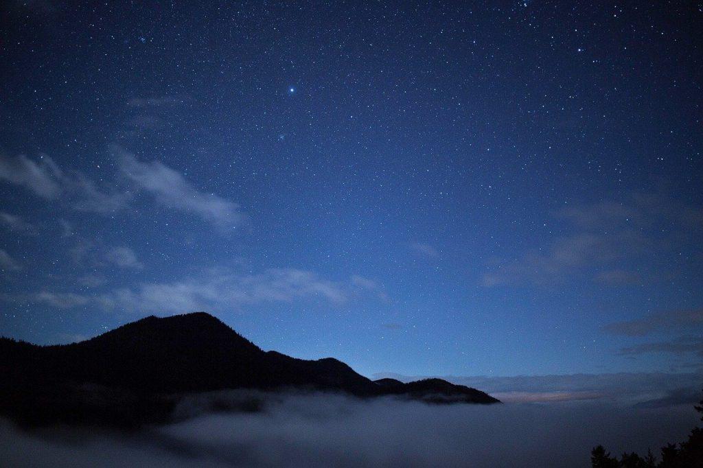 Жители столицы смогут увидеть звездопад Геминиды