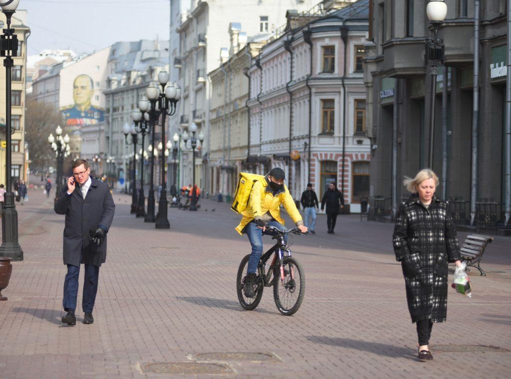 Новый пешеходный маршрут в центре Москвы посвятили роману «Дети Арбата»