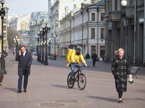 Прогулка начинается у дома № 51. Фото: Александр Кожохин