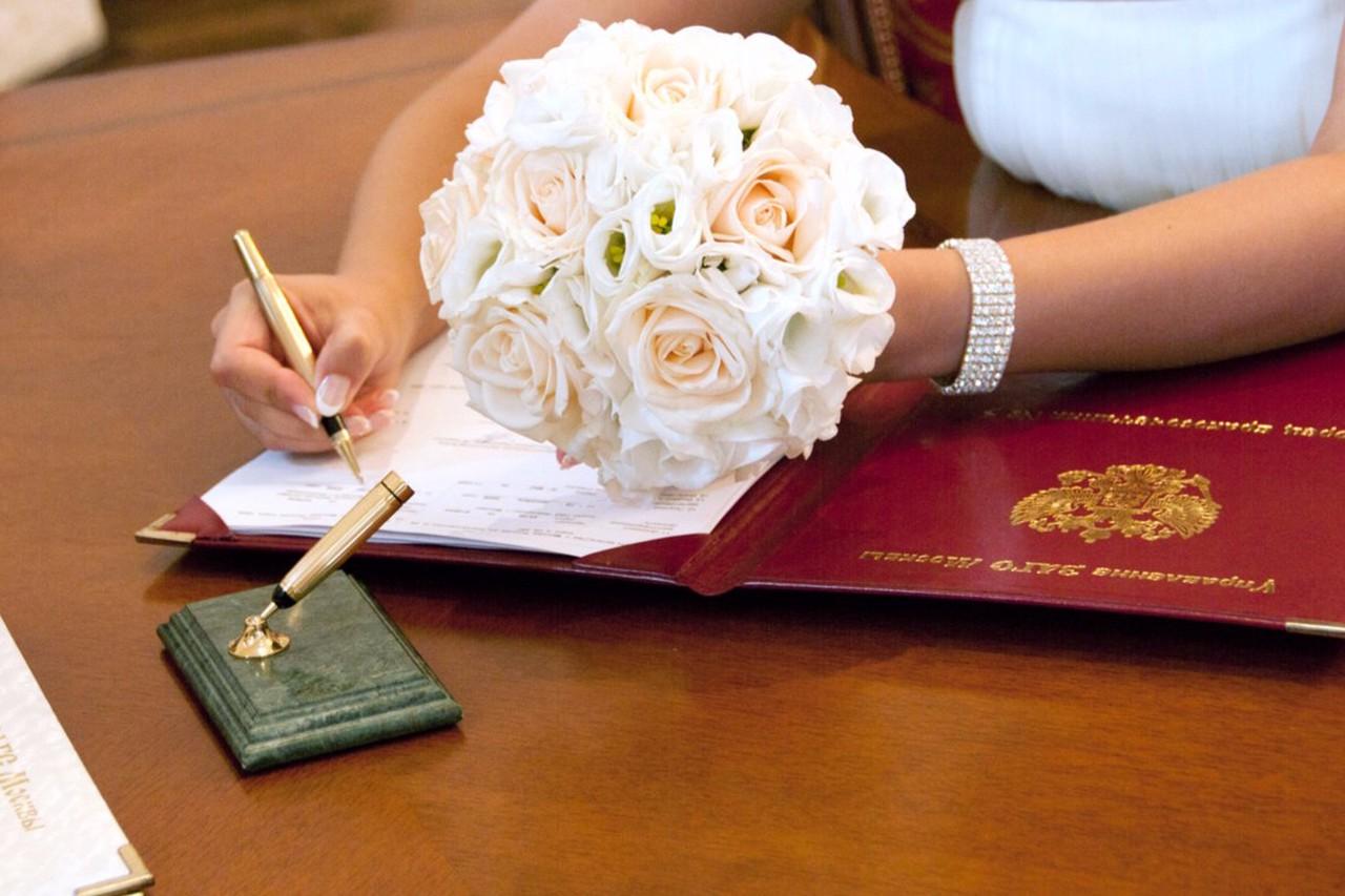 Более 1 200 пар решили узаконить отношения во время новогодних праздников. Фото: сайт мэра Москвы
