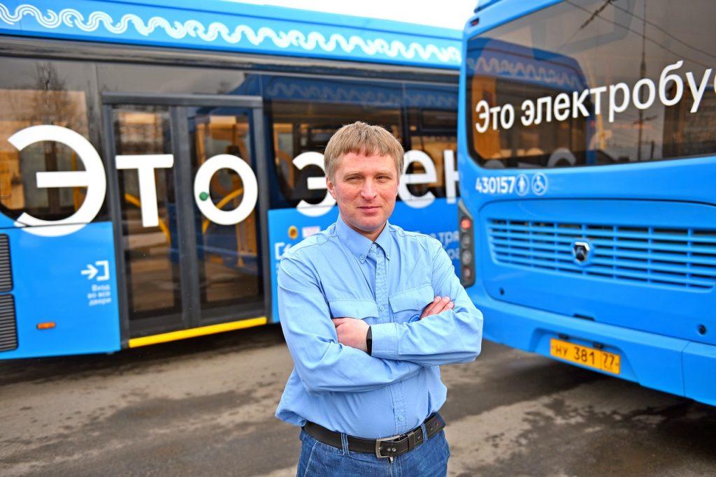Москва утроила количество электробусных маршрутов за год
