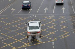 Дороги станут более скользкими. Фото: Анна Быкова