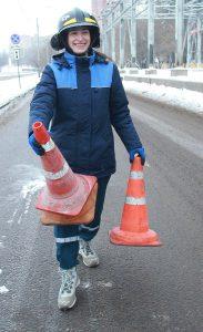 Александра Мазлина. Фото: Наталия Нечаева