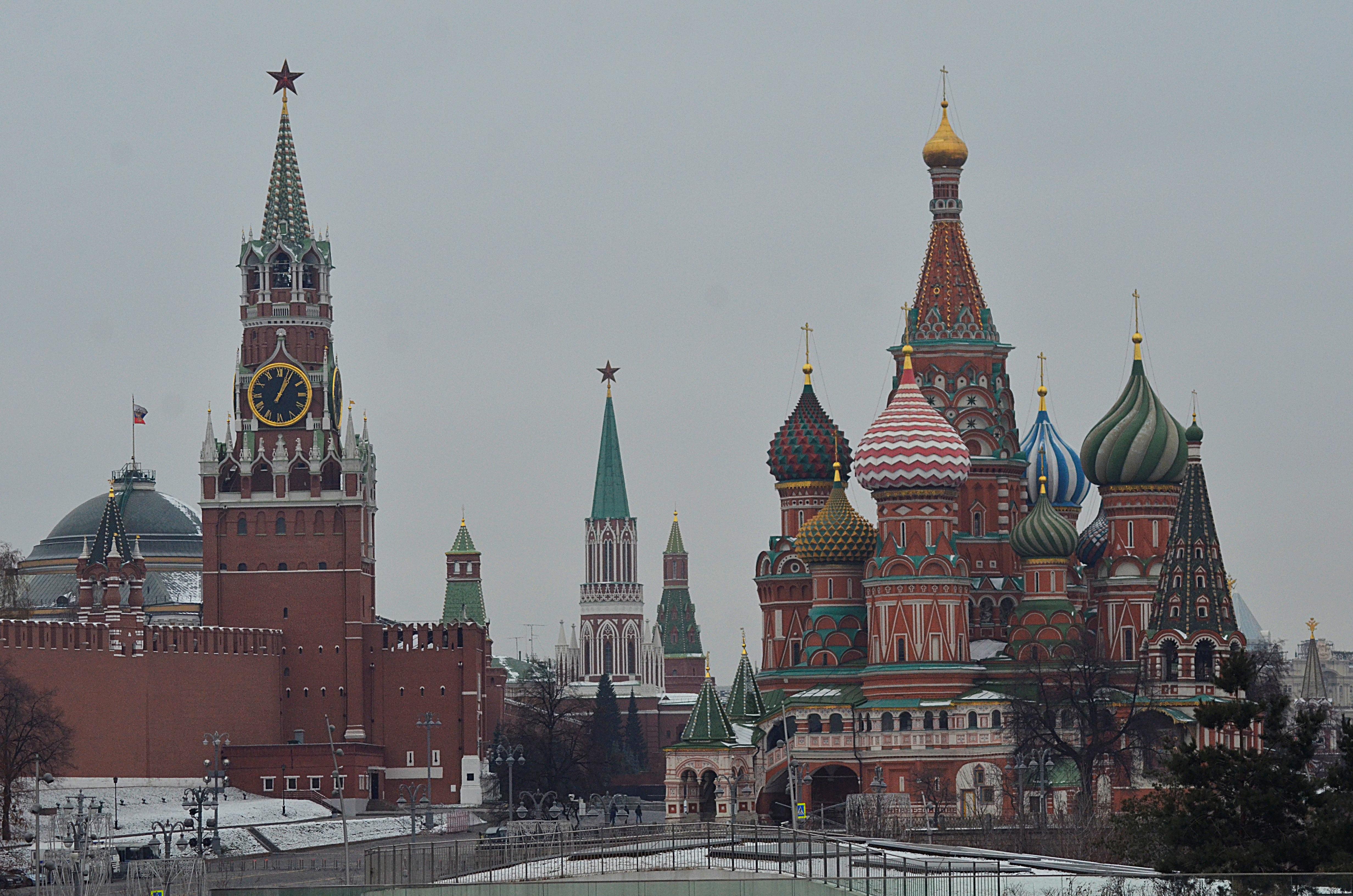 Привиться от коронавируса можно будет на Красной площади. Фото: Анна Быкова