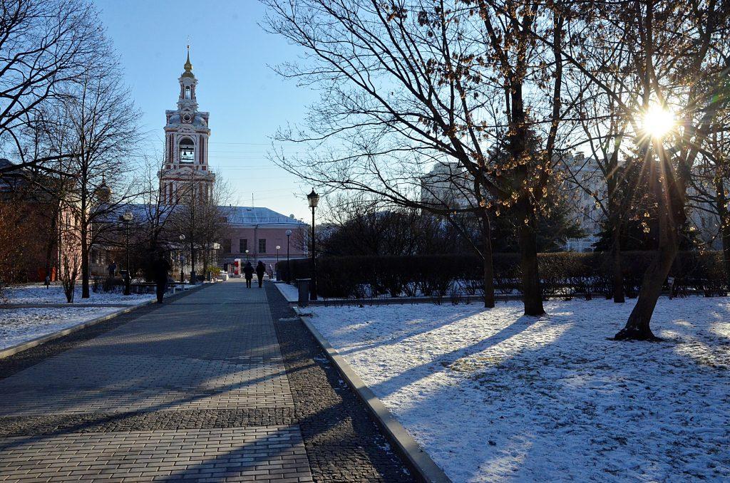 Парки Москвы приглашают на онлайн-концерты и рождественские мастер-классы